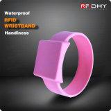 선전용 신식 방수 RFID 소맷동