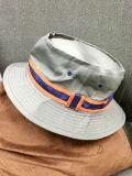 Chapéu personalizado de Sun da tira da cubeta com bordado para o verão