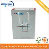 Роскошный мешок белой бумаги с лоснистым слоением (QY150274)