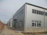 Almacén ligero de la estructura de acero, taller Pre-Dirigido del acero estructural