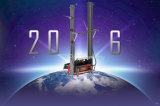 Машины 2016 гипсолита ступки Tupo высокоскоростные новые/машины перевод