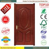 Europäische Auslegung-hochwertige hölzerne Wohnungs-Tür