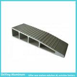 Aluminiumfabrik-Metall, das CNC-industriellen Aluminiumstrangpresßling aufbereitet