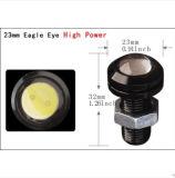 lumière de Runing de temps de jour de l'oeil d'aigle 3W de 90lm 18cm DRL, véhicules avec les lumières courantes de jour