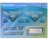 Spitzendiode Razorlase Haar-Abbau-Maschinen-anerkannte Cer FDA des verkaufs-808nm