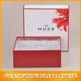 Коробка коробки подарка бумажной коробки упаковывая