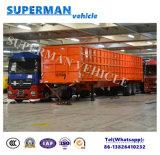 13 tester dei due assi dello scompartimento della parete laterale del carico del camion di rimorchio resistente semi