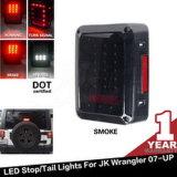 für Bremsen-Endstück-Licht des Jeepwrangler-Schwarz-geräuchertes LED