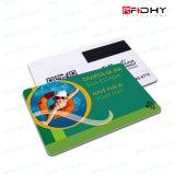 Cartão Esperto do PVC RFID para o Controle de Acesso da Lealdade