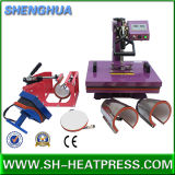 T-Shirts Mug Sublimation Heat Press Machine Combo Heat Presses for Clothing Mug