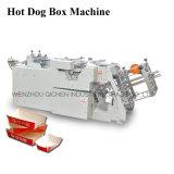 Einfache Geschäfts-Qualität verwendeter gewölbter Karton-Kasten, der Maschine (QH-9905, herstellt)
