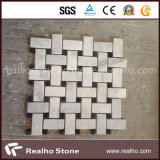 Buon Price Natural Stone Marble Mosaic Tile per Bathroom Project
