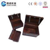 Qualità di legno cinese dell'esportazione di disegno esclusivo della casella di memoria e di stile tradizionale