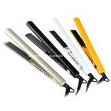 Straightener clássico do cabelo do projeto do Sell superior com luzes coloridas do diodo emissor de luz