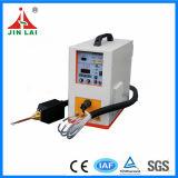 Máquina Handheld el cubrir con bronce de inducción de la operación de IGBT del evaporador aire acondicionado del aislante de tubo fácil del cobre (JLS-10)