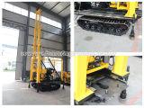 Machine hydraulique de foret de faisceau de chenille de Hf130L pour l'exploitation
