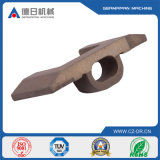 Aluminum auto Casting para Machining Requirement
