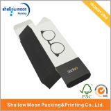 Óculos de sol feitos sob encomenda por atacado que empacotam as caixas de papel (QYZ326)