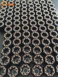 Motor de piso da engrenagem das vendas diretas da fábrica com eficiência elevada