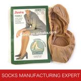 Form-geheime Socken der Frauen mit Schwamm-Auflage (UBUY-156)