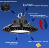 Nuovo 150W alto indicatore luminoso della baia del UFO LED per il workshop