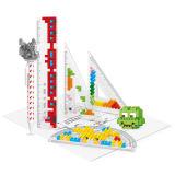Artigos de papelaria dos tijolos do brinquedo do presente das crianças (H03120178)