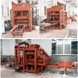 Máquina de Tijolo de Concreto Totalmente Automático QT8-15