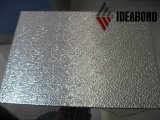 Punching Silver Pre-Painted Aluminium Composite Panel (ID 019 Plum Blossom)