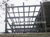 Estructura de acero de calidad mundial para el edificio de acero, almacén del taller