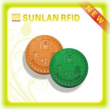 Soem kundenspezifische Marke des Auslegung-Untergrundbahn-Zugriffssteuerung-Kleber-Card/NFC Token/RFID (Berufshersteller)