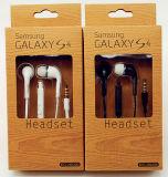 Écouteur stéréo pour écouteur stéréo pour téléphone portable Samsung Galaxy S4 3.5mm pour téléphone intelligent I9220 / N7000 / I9300 / N7100
