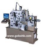 Máquina de bastidor de Hoja-Formación del resorte de la función multi automática