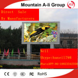 Advertizing Board를 위한 P10 Outdoor Full Color LED Display Sign