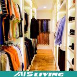 멜라민 널 옷장 Cliset 디자인 (AIS-W001)에 있는 현대 도보