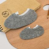 Chaussettes invisibles coupées par bas de coton d'enfants