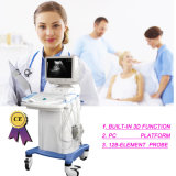 14 인치 Full Digital 128 성분 Trolley Ultrasound Scanner (RUS-9000C) - Fanny