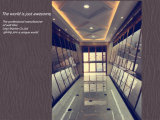 300X600 mm paste de Beige Ceramische Tegel van de Muur voor de Binnenhuisarchitectuur van de Badkamers aan