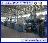 Macchina automatica dell'espulsore del PLC per l'inguainamento del cavo elettrico