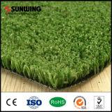 Willkommener EVP-materieller grüner künstlicher Freizeit-Gras-Teppich mit SGS-Cer