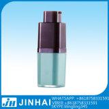 Acrylkosmetische Plastikflasche 15ml für Lotion-und Basis-Verfassung