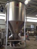 Смеситель нержавеющей стали вертикальный для пластичного материала с подогревателем