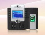 Registrador de comparecimento biométrico do tempo da impressão digital com GPRS (TFT800/GPRS)