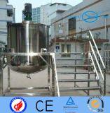 Edelstahl-Nahrungsmittelgetränkequirl-Tank-System