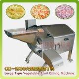 Машина овоща/плодоовощ Dicing, таро моркови картошки Cubes автомат для резки
