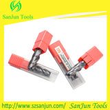 Tungsten Steel Keyway Carbide End Milling Cutter