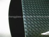 verre Tempered de peinture de 5mm utilisé dans la décoration