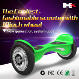 2016 Product novo Double Bluetooth Speaker Scooter 10inch Electric Scooter Motor