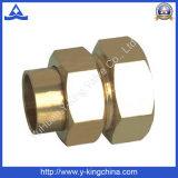 Del mismo tamaño de alta calidad de cobre amarillo del color masculino de montaje (YD-6014)