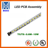 SMD PCB 2835 LED de 18W luz do tubo
