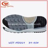 Hommes exécutant des chaussures Outsole de sports